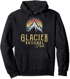 Best Vintage Glacier National Park Summit Hoodie Review