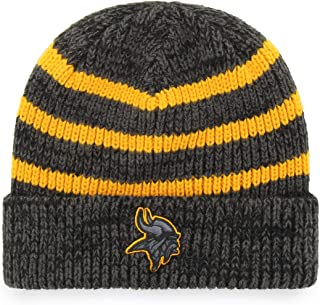 NFL Men's OTS Black Line Cuff Knit Cap