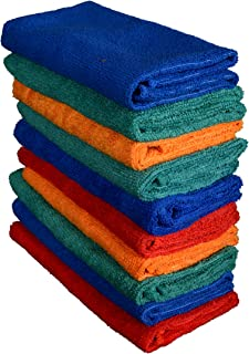 Sheen 300 GSM Microfiber Cleaning Cloth (30x35cm) - Pack of 10