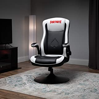Fortnite HIGH STAKES-R Racing Style Gaming Rocker Chair, RESPAWN by OFM Rocking Gaming..