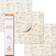 Abeego, The Original Beeswax Food Storage Wrap - Set of Three 10