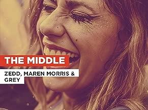 Best the middle karaoke zedd Reviews