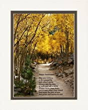 Anniversary Gift for Couple. Aspen Path Photo with