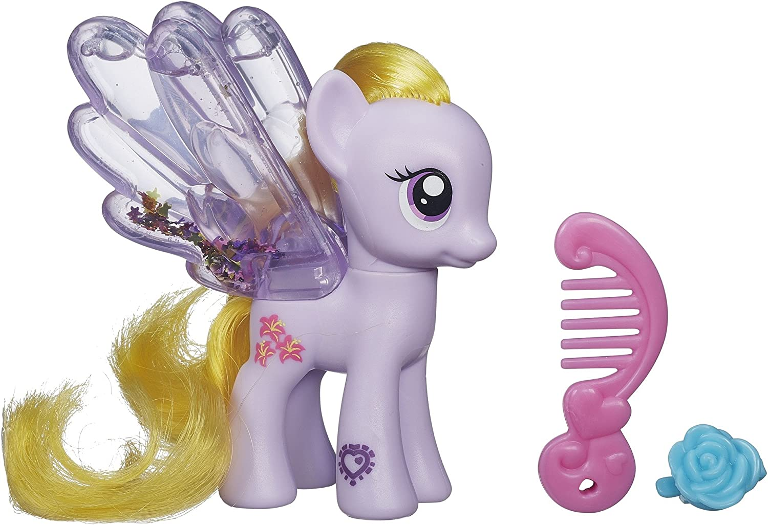 calidad oficial My Little Pony Cutie Mark Magic Water Lily Blossom Figura Figura Figura  seguro de calidad