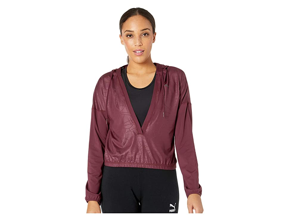 PUMA Explosive Arrive Cover-Up (Fig) Women