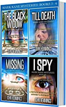 MARK KANE MYSTERIES: BOOKS 3 - 6: A Private Investigator Clean Mystery & Suspense Series. Murder Mysteries & Whodunits with More Twists and Turns than a Roller Coaster (MARK KANE MYSTERIES BOXSET)