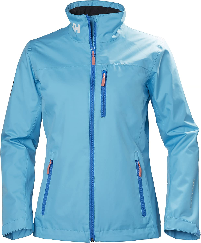 Helly Hansen Women's Crew Midlayer Waterproof Jacket