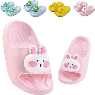 Zapatos de Playa y Piscina Niña Niño Chanclas de Casa Verano Ligero Antideslizante Zapatillas de Baño Sandalias de Animales