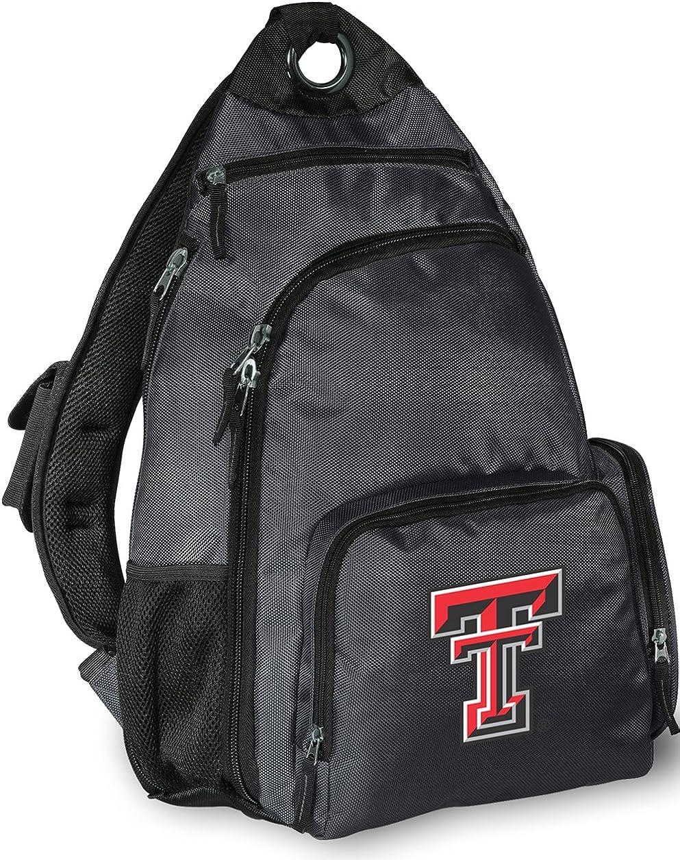 Texas Tech Backpack Cross Body Ranking TOP12 Raiders Red Sling Bag Virginia Beach Mall
