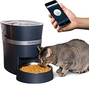 18. PetSafe Smart Feed Automatic Dog And Cat Feeder