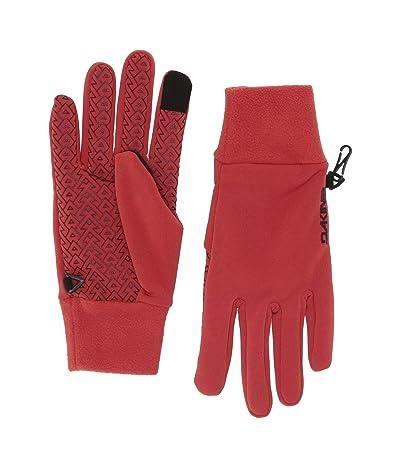 Dakine Storm Liner Gloves (Tandrispice) Snowboard Gloves