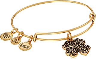Four Leaf Clover IV Bangle Bracelet