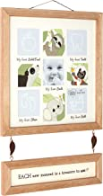 Precious Moments 193429 Each New Moment Milestone Photo Frame, One Size, Tan
