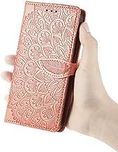 TYWZ Wallet Case voor Samsung Galaxy A32 4G, Card Slot Bekijken Stand Shockproof TPU Inner Case PU Lederen Magnetische Bes...