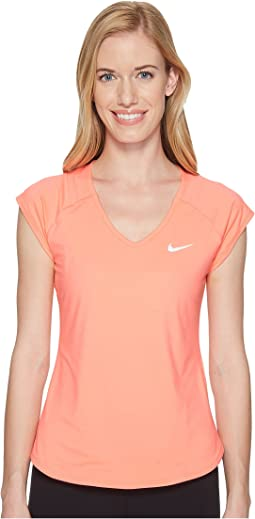 Nike - Nike Court Pure Tennis Top