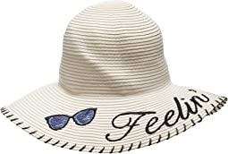 Seasonal Floppy Hat