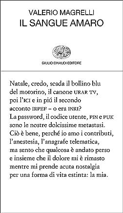 Il sangue amaro (Collezione di poesia Vol. 418)