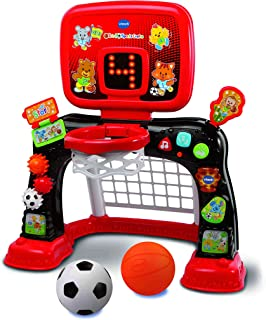 Vtech 156363 2 in 1 Sports Centre, Red/Black
