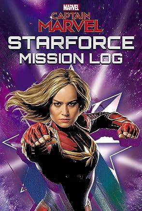 Marvel Captain Marvel Starforce Mission Log