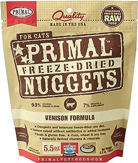 Primal Feline Venison Freeze Dried, 5.5 Oz