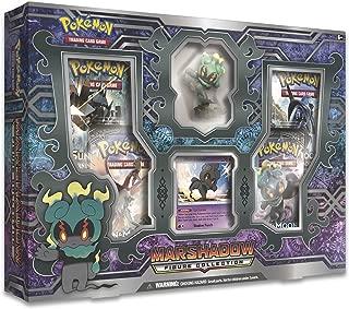 Pokemon TCG: Marshadow Figure Collection Box