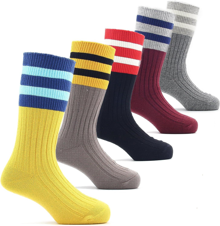 Boys Cotton Crew Socks Seamless Sport free shipping Oakland Mall Atheletic