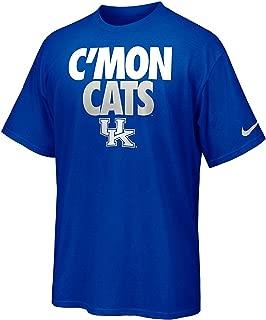 Kentucky Wildcats Rise and Roar C'mon Cats NCAA T-Shirt