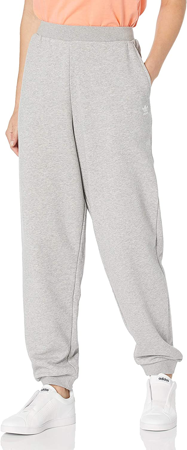 adidas Originals Women's Trefoil Cheap mail Max 51% OFF order specialty store Pants Cuffed Essentials