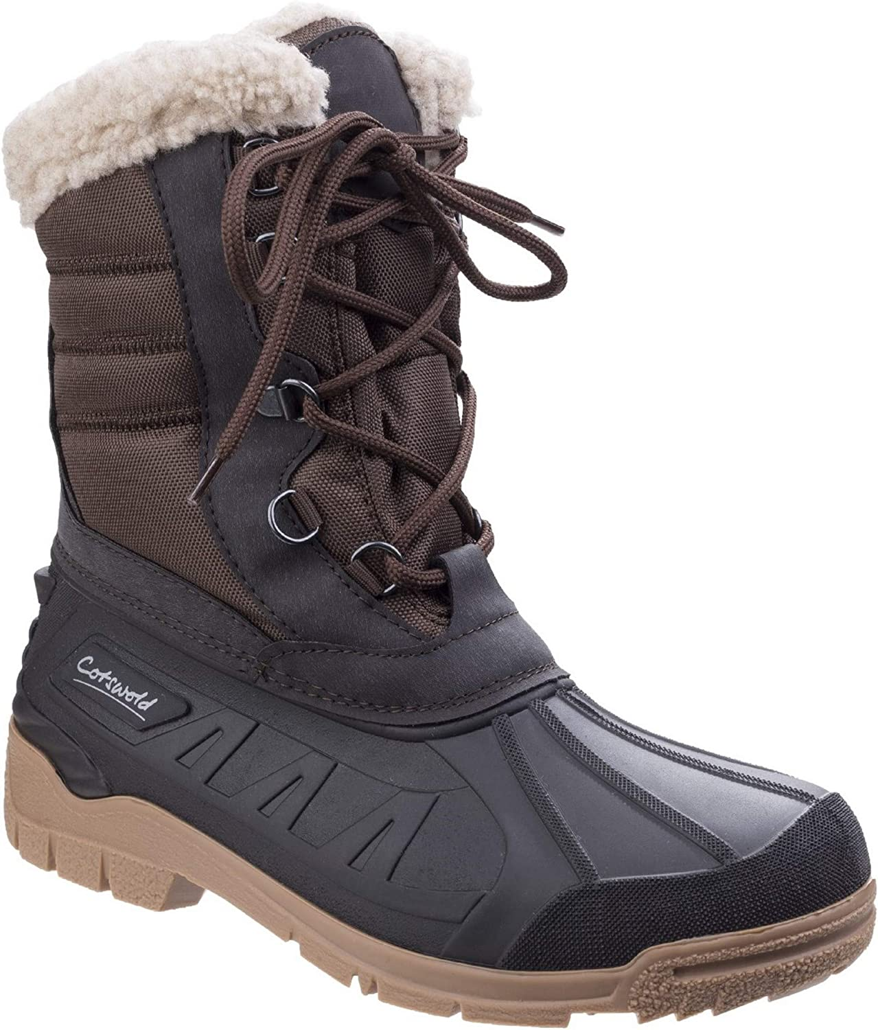 Cotswold Womens Ladies Coset Waterproof Tall Hiking Boots
