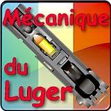 La mécanique du pistolet Luger expliquée