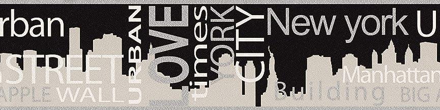 A.S. Création 935671 Bordercollectie Only Borders 9 Natuur 5,00m x 0,13m multicolor