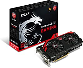 R9 290X Gaming 4G - Graphics Card - Radeon R9 290X - 4 GB GDDR5 - PCI Express 3.0 x16 - 2 x DVI, HDMI, DisplayPort