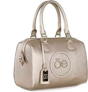 Bolso bolso bowling con textura - Cloe
