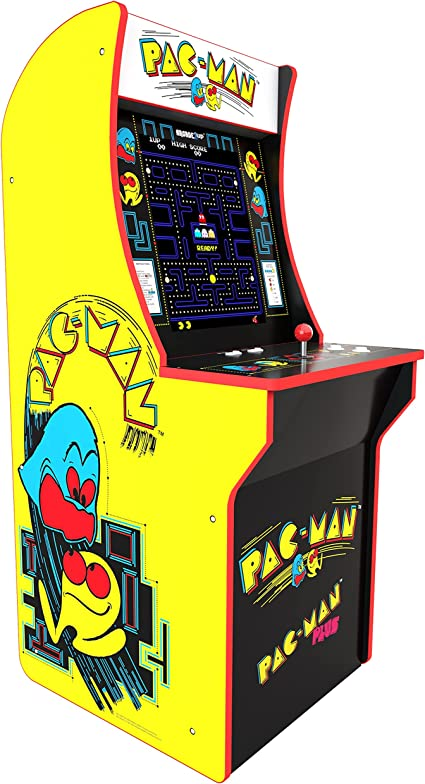 Arcade1Up Pacman Classic Home 3/4 Scale Arcade