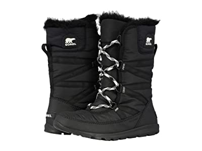 SOREL Whitneytm Tall Lace II (Black) Women