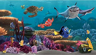 RoomMates Finding Nemo Removable Wall Mural - 10.5 feet X 6 feet
