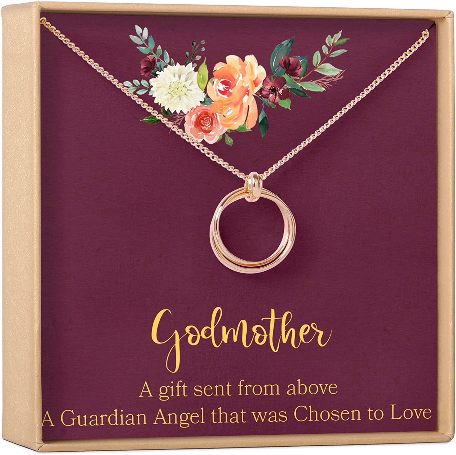 Godmother Necklace: Gift Award-winning store Go Proposal Finally popular brand Fairy