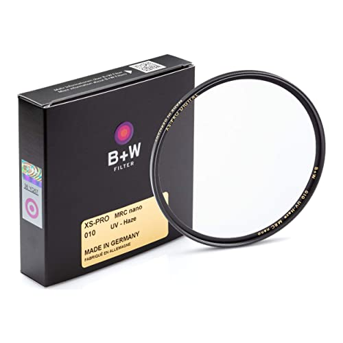 86mm X2 UV Filter for Camera Lenses Nanotec Coatings MRC8 Ultra-Slim UV Protection Photography Filter with Lens Cloth Weather-Sealed by Breakthrough Photography Traction Frame