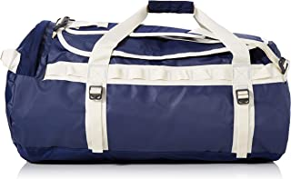 North Face Base Camp Large Duffle Bag One Size Montague Blue Vintage White