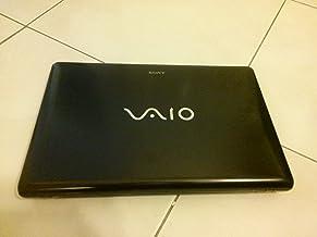 """Sony VAIO VPCEE23FX/BI 15.5"""" Notebook, AMD Athlon II Dual-Core P320 (2.1Ghz), 4GB (2GB x 2) DDR3 Memory, 320GB HDD, DVD±R ..."""