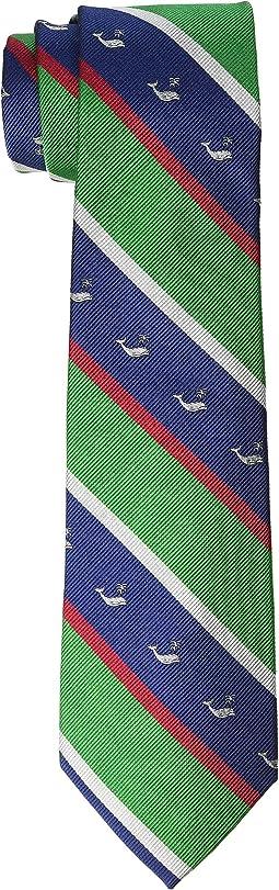 Regimental Whale Tie