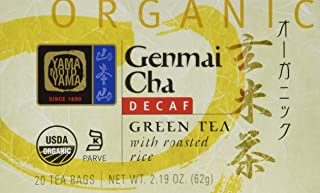 Yamamotoyama DECAF Green Tea With Roasted Brown Rice