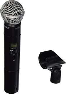 Shure ULX2/58 with SM58 Cardioid Microphone, J1