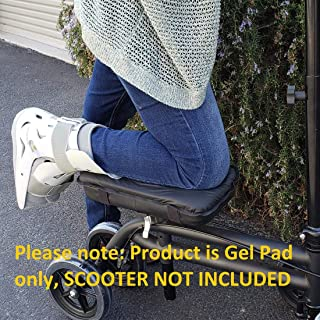 Knee Walker/Scooter Gel Knee PAD (Heavy Duty @ 0.70 inch Thick)