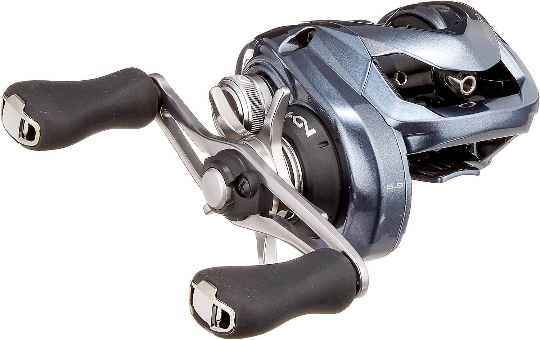 Shimano reel bait reel black bus 18 Aldebaran MGL 30 right handle