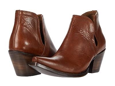 Ariat Dixon (Mocha Tan) Cowboy Boots