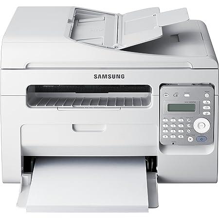 Samsung SCX-3405FW/XAC Wireless Monochrome Printer with Scanner, Copier and Fax