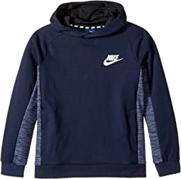 Sportswear Advance 15 Pullover Hoodie (Little Kids/Big Kids)