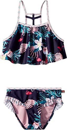 Appaman Kids Tropical Hermosa Bikini Set (Toddler/Little Kids/Big Kids)