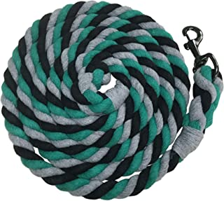 Best mustang rope halter with lead Reviews